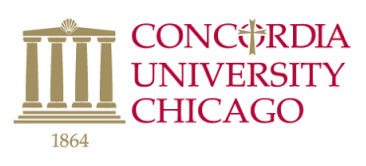 Concordia University Chicago Online Programs
